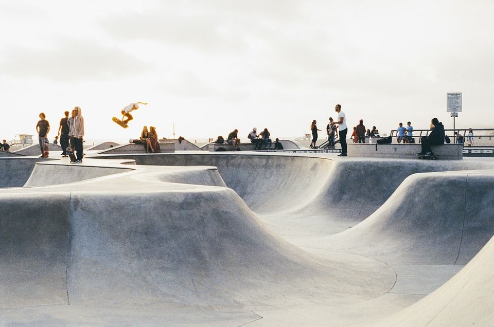 brněnský Skate park