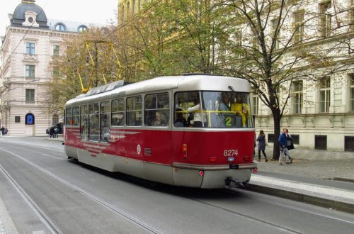 Zakupte si jízdenku v Praze v přímo v tramvaji a bezkontaktně