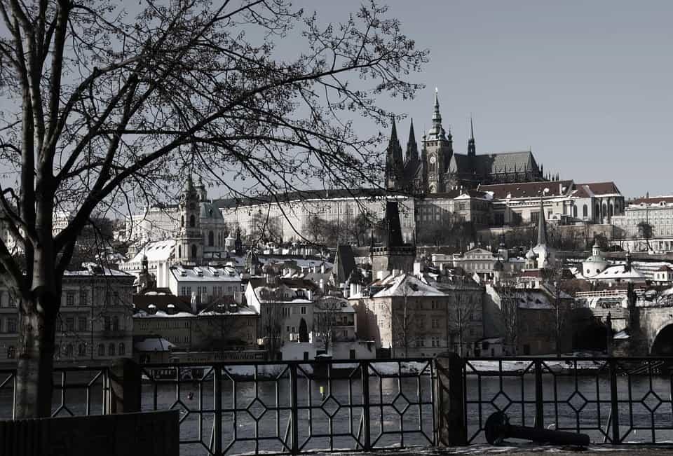 Po Praze na kole