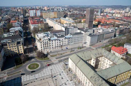 V Ostravě se plánuje rekonstrukce křižovatky Českobratrská x Sokolská