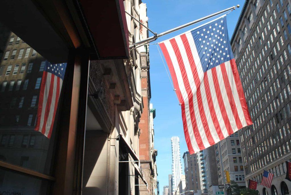 spojené státy americké a zajímavá místa