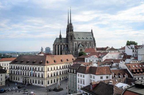 Co podniknout v Brně