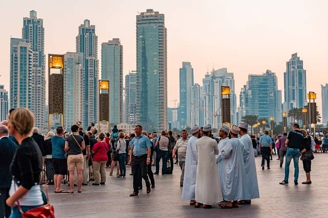 Proč navštívit Dubaj aneb důvodů je několik