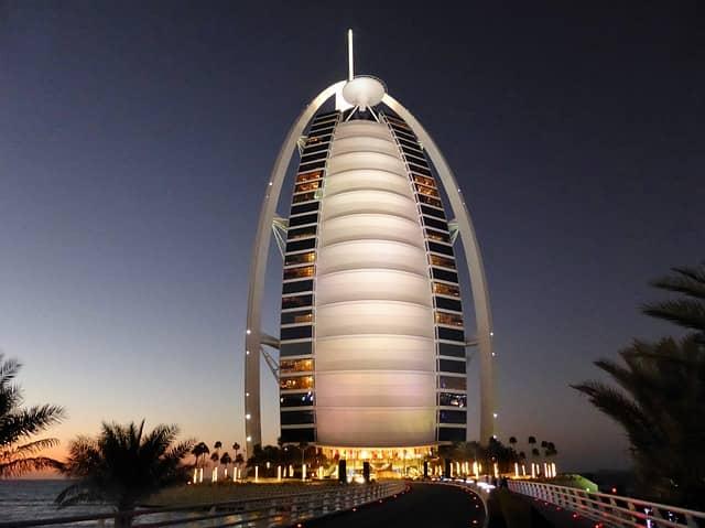 Proč navštívit Dubaj
